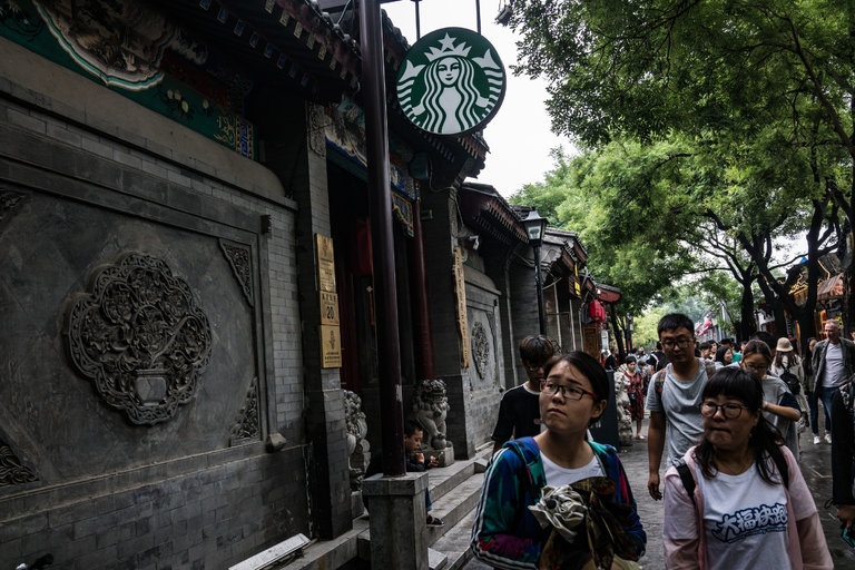barriers facing starbucks in china as